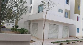 NEX-30191 - Departamento en Venta en Residencial Turquesa, CP 77517, Quintana Roo, con 2 recamaras, con 1 baño, con 44 m2 de construcción.