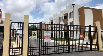 NEX-31027 - Departamento en Renta en Vista Real, CP 77518, Quintana Roo, con 2 recamaras, con 1 baño, con 45 m2 de construcción.