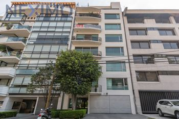 NEX-30739 - Departamento en Venta en Polanco III Sección, CP 11540, Ciudad de México, con 3 recamaras, con 3 baños, con 1 medio baño, con 190 m2 de construcción.