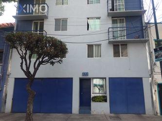 NEX-33123 - Departamento en Venta, con 2 recamaras, con 2 baños, con 55 m2 de construcción en Álamos, CP 03400, Ciudad de México.