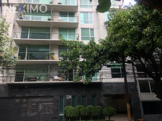 NEX-38821 - Departamento en Renta en Roma Norte, CP 06700, Ciudad de México, con 3 recamaras, con 2 baños, con 92 m2 de construcción.