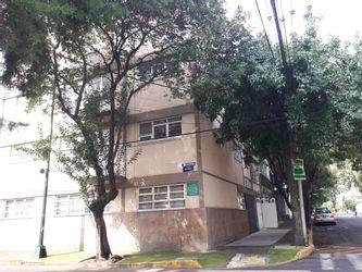 NEX-39701 - Departamento en Renta en Nápoles, CP 03810, Ciudad de México, con 3 recamaras, con 2 baños, con 100 m2 de construcción.