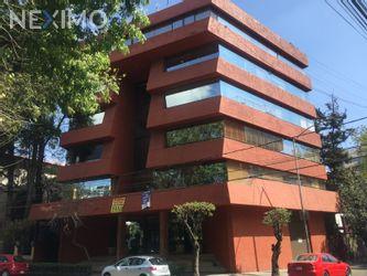 NEX-40425 - Oficina en Renta, con 1 medio baño, con 140 m2 de construcción en Guadalupe Inn, CP 01020, Ciudad de México.