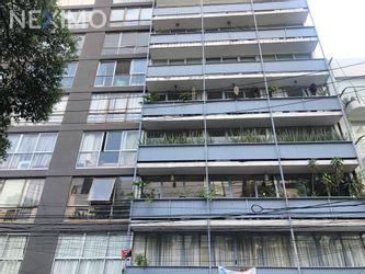 NEX-50669 - Departamento en Venta, con 2 recamaras, con 1 baño, con 1 medio baño, con 128 m2 de construcción en Hipódromo, CP 06100, Ciudad de México.