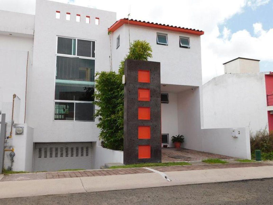 Casa en venta en Queretaro El Mirador acabados de calidad