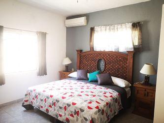 NEX-37365 - Departamento en Renta en Nuevo Vallarta, CP 63735, Nayarit, con 3 recamaras, con 1 baño, con 115 m2 de construcción.