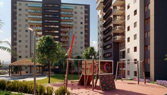 NEX-35292 - Departamento en Venta en Residencial el Refugio, CP 76146, Querétaro, con 1 recamara, con 1 baño, con 58 m2 de construcción.