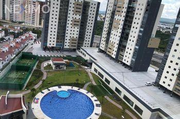 NEX-35785 - Departamento en Renta en Juriquilla, CP 76226, Querétaro, con 3 recamaras, con 2 baños, con 1 medio baño, con 120 m2 de construcción.