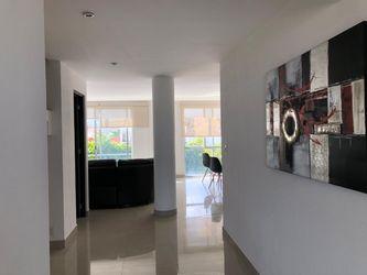 NEX-34185 - Departamento en Renta en Juriquilla Privada, CP 76230, Querétaro, con 2 recamaras, con 2 baños, con 1 medio baño, con 129 m2 de construcción.
