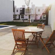NEX-33228 - Casa en Renta en Sonterra, CP 76235, Querétaro, con 3 recamaras, con 2 baños, con 1 medio baño, con 110 m2 de construcción.