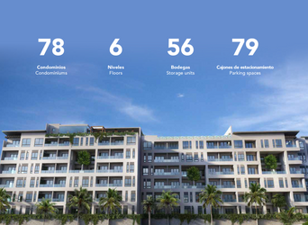 NEX-35326 - Departamento en Venta en Villa Esmeralda, CP 63735, Nayarit, con 2 recamaras, con 3 baños, con 98 m2 de construcción.