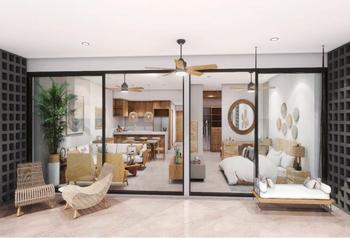 NEX-35455 - Departamento en Venta en Villa Esmeralda, CP 63735, Nayarit, con 2 recamaras, con 2 baños, con 110 m2 de construcción.