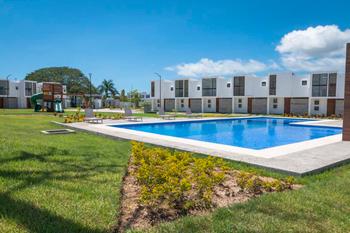 NEX-37314 - Casa en Venta en Rincón del Cielo, CP 63735, Nayarit, con 3 recamaras, con 2 baños, con 1 medio baño, con 90 m2 de construcción.