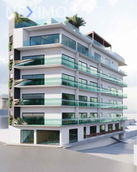 NEX-47261 - Departamento en Venta, con 1 recamara, con 1 baño, con 95 m2 de construcción en Bucerías Centro, CP 63732, Nayarit.