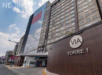 NEX-34390 - Departamento en Renta en San Gabriel, CP 01310, Ciudad de México, con 2 recamaras, con 2 baños, con 80 m2 de construcción.