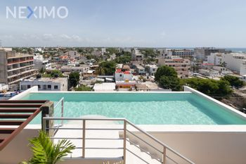 NEX-34646 - Departamento en Venta en Zazil Ha, CP 77720, Quintana Roo, con 1 recamara, con 1 baño, con 48 m2 de construcción.