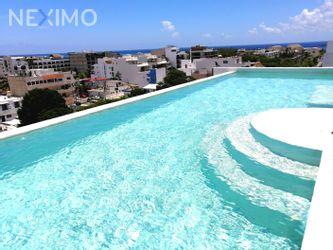 NEX-34777 - Departamento en Venta en Zazil Ha, CP 77720, Quintana Roo, con 1 recamara, con 1 baño, con 48 m2 de construcción.