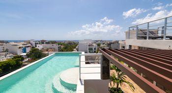 NEX-34780 - Departamento en Venta en Zazil Ha, CP 77720, Quintana Roo, con 1 recamara, con 1 baño, con 48 m2 de construcción.