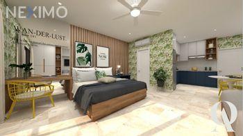 NEX-36349 - Departamento en Venta en Zazil Ha, CP 77720, Quintana Roo, con 1 recamara, con 1 baño, con 48 m2 de construcción.