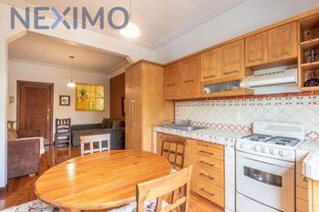NEX-37946 - Departamento en Venta en Condesa, CP 06140, Ciudad de México, con 4 recamaras, con 3 baños, con 147 m2 de construcción.