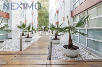 NEX-38104 - Departamento en Venta en San Rafael, CP 06470, Ciudad de México, con 1 recamara, con 2 baños, con 58 m2 de construcción.