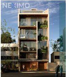 NEX-35421 - Departamento en Venta, con 2 recamaras, con 2 baños, con 1 medio baño, con 95 m2 de construcción en Vértiz Narvarte, CP 03600, Ciudad de México.