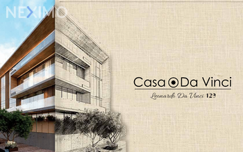NEX-35422 - Departamento en Venta, con 2 recamaras, con 1 baño, con 1 medio baño, con 89 m2 de construcción en Santa María Nonoalco, CP 03700, Ciudad de México.