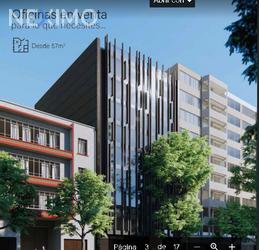 NEX-35462 - Oficina en Venta, con 2 baños, con 75 m2 de construcción en Polanco V Sección, CP 11560, Ciudad de México.