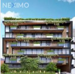 NEX-35481 - Departamento en Venta, con 2 recamaras, con 2 baños, con 62 m2 de construcción en Roma Norte, CP 06700, Ciudad de México.