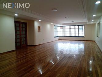 NEX-44092 - Departamento en Renta, con 2 recamaras, con 2 baños, con 1 medio baño, con 125 m2 de construcción en Lomas de Chapultepec II Sección, CP 11000, Ciudad de México.