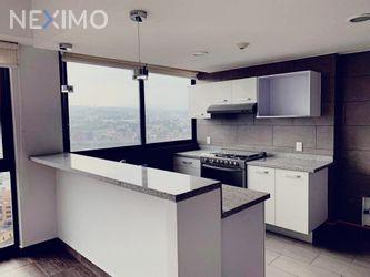 NEX-51251 - Departamento en Venta, con 2 recamaras, con 2 baños, con 127 m2 de construcción en La Otra Banda, CP 01090, Ciudad de México.