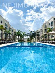 NEX-39089 - Departamento en Renta, con 3 recamaras, con 2 baños, con 120 m2 de construcción en Supermanzana 312, CP 77533, Quintana Roo.