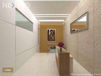 NEX-51289 - Departamento en Venta, con 2 recamaras, con 2 baños, con 2 medio baños, con 62 m2 de construcción en Portales Sur, CP 03300, Ciudad de México.