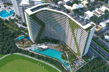 NEX-39507 - Departamento en Venta en Zona Hotelera, CP 77500, Quintana Roo, con 2 recamaras, con 2 baños, con 115 m2 de construcción.