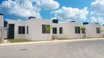 NEX-39791 - Casa en Venta, con 2 recamaras, con 1 baño, con 64 m2 de construcción en Tixkokob, CP 97470, Yucatán.