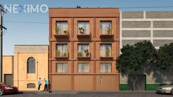 NEX-48847 - Departamento en Venta, con 2 recamaras, con 1 baño, con 50 m2 de construcción en Santa María la Ribera, CP 06400, Ciudad de México.