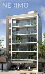 NEX-39653 - Departamento en Venta en Nápoles, CP 03810, Ciudad de México, con 2 recamaras, con 2 baños, con 1 medio baño, con 128 m2 de construcción.
