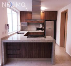 NEX-41459 - Departamento en Venta, con 2 recamaras, con 2 baños, con 1 medio baño, con 128 m2 de construcción en Nápoles, CP 03810, Ciudad de México.