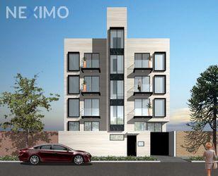 NEX-39849 - Departamento en Venta, con 3 recamaras, con 2 baños, con 105 m2 de construcción en Narvarte Oriente, CP 03023, Ciudad de México.