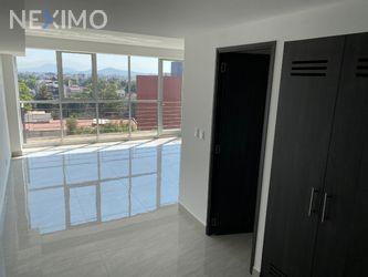 NEX-39853 - Departamento en Venta, con 2 recamaras, con 2 baños, con 109 m2 de construcción en Narvarte Poniente, CP 03020, Ciudad de México.