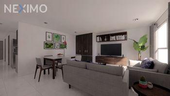 NEX-42380 - Departamento en Venta, con 2 recamaras, con 2 baños, con 63 m2 de construcción en Zacahuitzco, CP 03550, Ciudad de México.