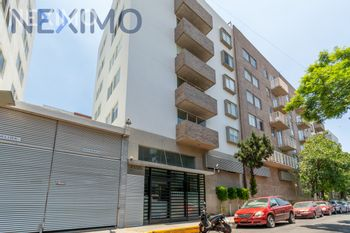 NEX-44681 - Departamento en Renta, con 3 recamaras, con 2 baños, con 66 m2 de construcción en Constitución de La República, CP 07469, Ciudad de México.