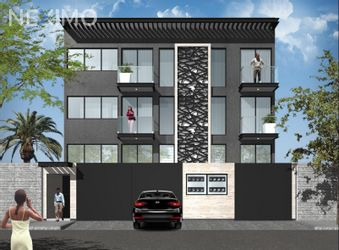 NEX-45279 - Departamento en Venta, con 2 recamaras, con 2 baños, con 77 m2 de construcción en Portales Sur, CP 03300, Ciudad de México.