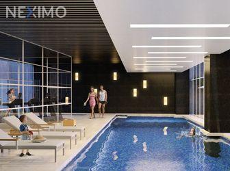 NEX-41529 - Departamento en Venta, con 2 recamaras, con 2 baños, con 79 m2 de construcción en Insurgentes Mixcoac, CP 03920, Ciudad de México.