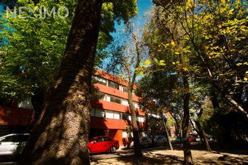 NEX-42814 - Departamento en Renta, con 2 recamaras, con 1 baño, con 1 medio baño, con 103 m2 de construcción en Hipódromo Condesa, CP 06170, Ciudad de México.