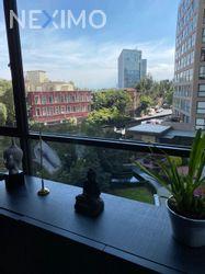 NEX-44004 - Departamento en Renta, con 2 recamaras, con 2 baños, con 96 m2 de construcción en San Ángel, CP 01000, Ciudad de México.