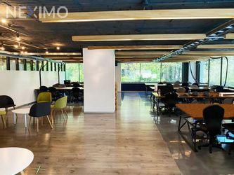 NEX-45963 - Oficina en Renta, con 280 m2 de construcción en Bosques de las Lomas, CP 05120, Ciudad de México.