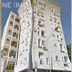 NEX-57132 - Departamento en Renta, con 2 recamaras, con 1 baño, con 60 m2 de construcción en Santa María la Ribera, CP 06400, Ciudad de México.