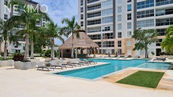 NEX-46875 - Departamento en Renta, con 2 recamaras, con 2 baños, con 70 m2 de construcción en Supermanzana 312, CP 77533, Quintana Roo.