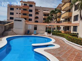 NEX-46179 - Departamento en Renta, con 2 recamaras, con 2 baños, con 85 m2 de construcción en Los Delfines, CP 94293, Veracruz de Ignacio de la Llave.
